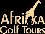 Logo Afrika Golf Tours spécialiste voyages circuits de golf en afrique du sud