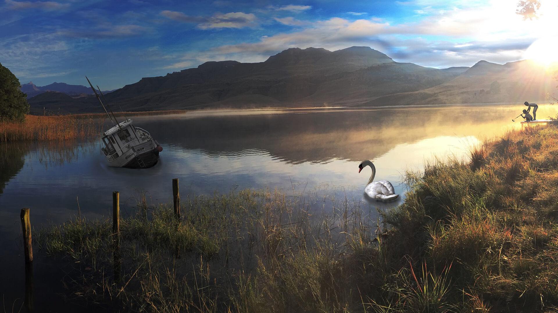 Goûtez à la beauté de l'Afrique du Sud